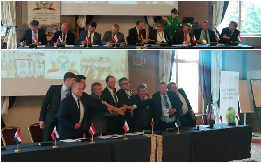 Sastanak poljoprivrednih komora u Litvi