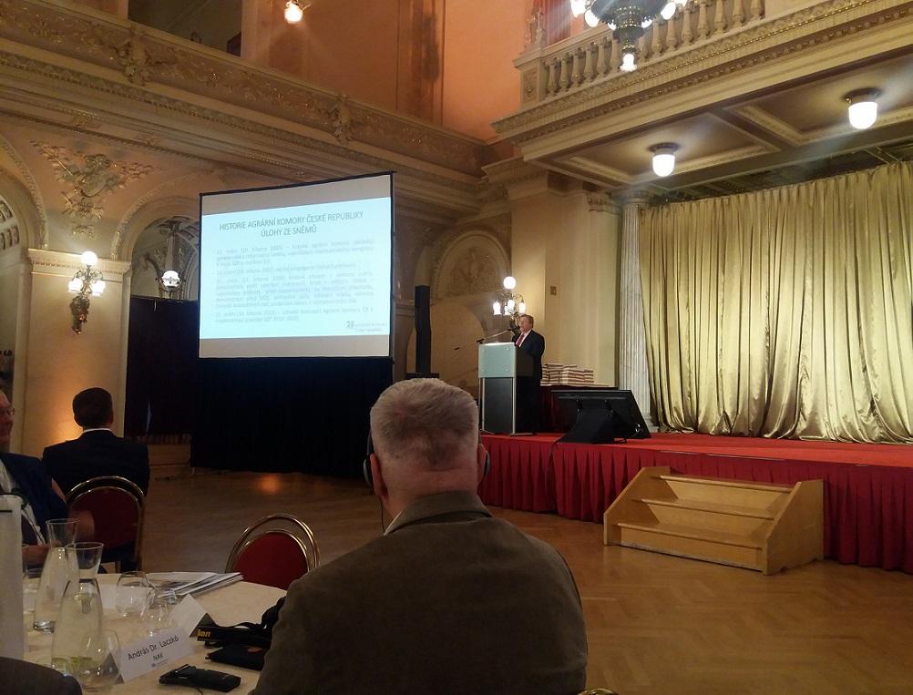 Sastanak poljoprivrednih komora u Pragu