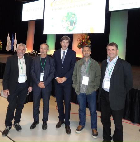 Kongres poljoprivrednika u Linzu