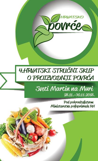 4. stručni seminar o proizvodnji povrća u Hrvatskoj