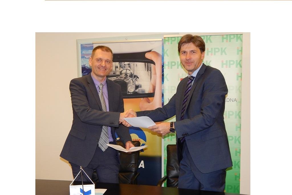 Potpisan ugovor kojim članovi HPK ostvaruju pogodnosti za korištenje modela HAK asistencije