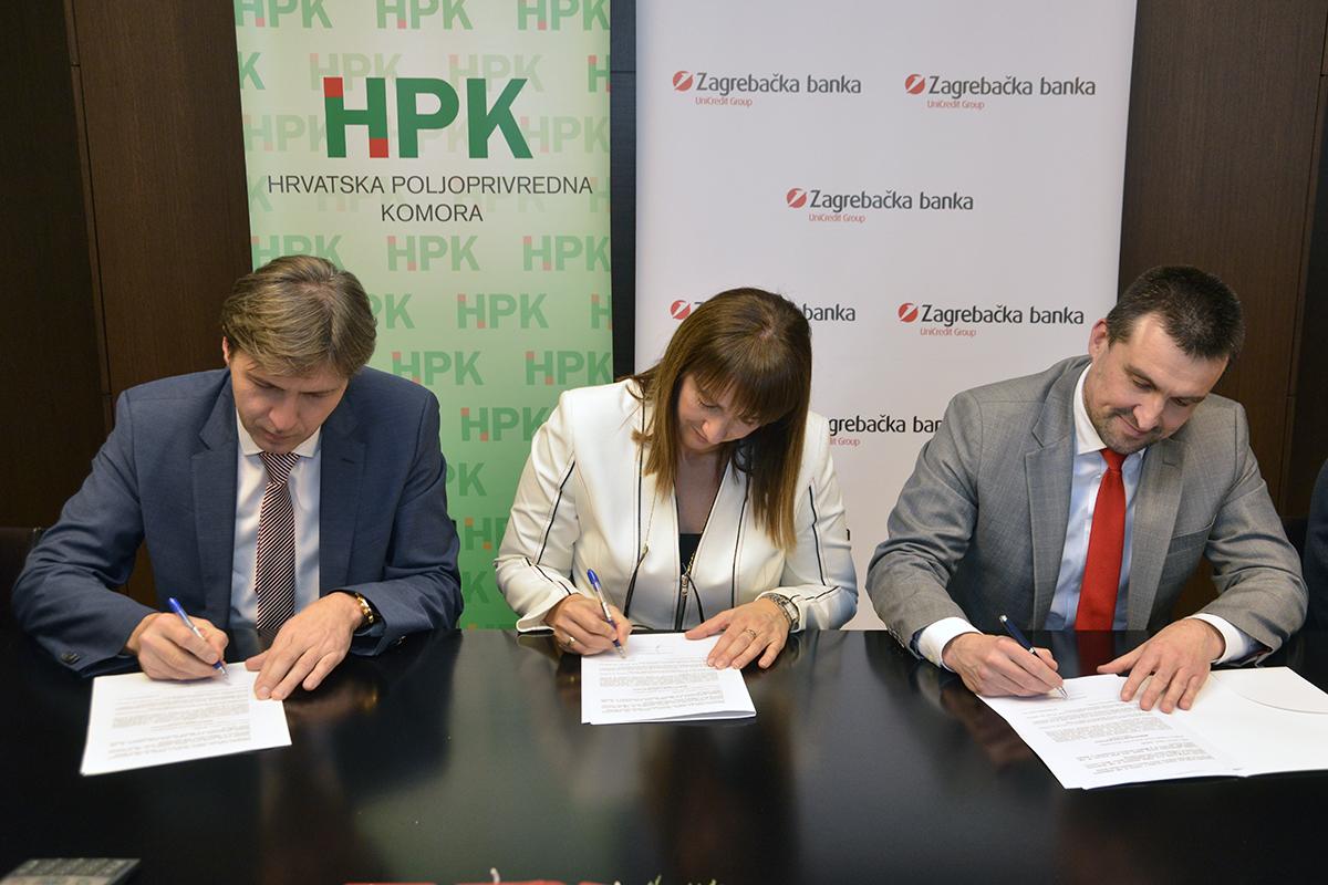 Započela suradnja HPK i Zagrebačke banke