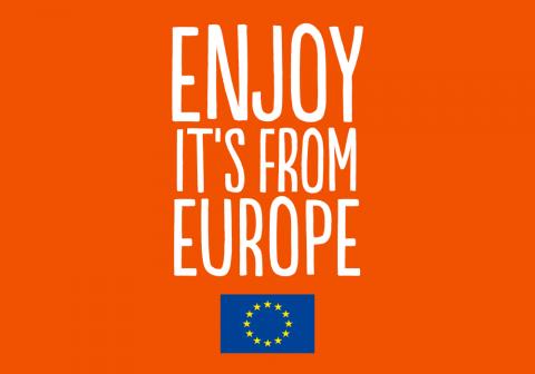 """""""Uživajte, iz Europe je"""""""