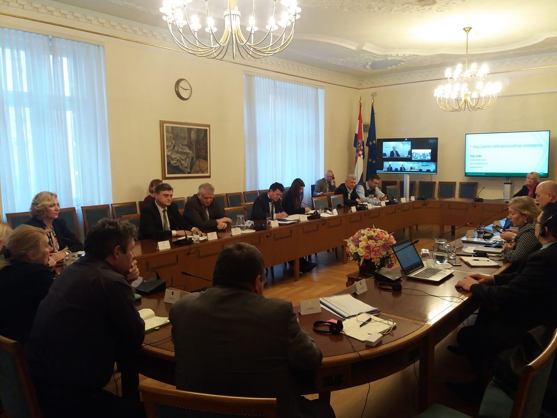 Sjednica Odbora za poljoprivredu o zaštiti od širenja bolesti afričke svinjske kuge