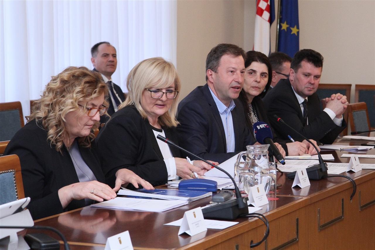 Sjednica Odbora za poljoprivredu o zdravstvenoj ispravnosti hrane u Hrvatskoj