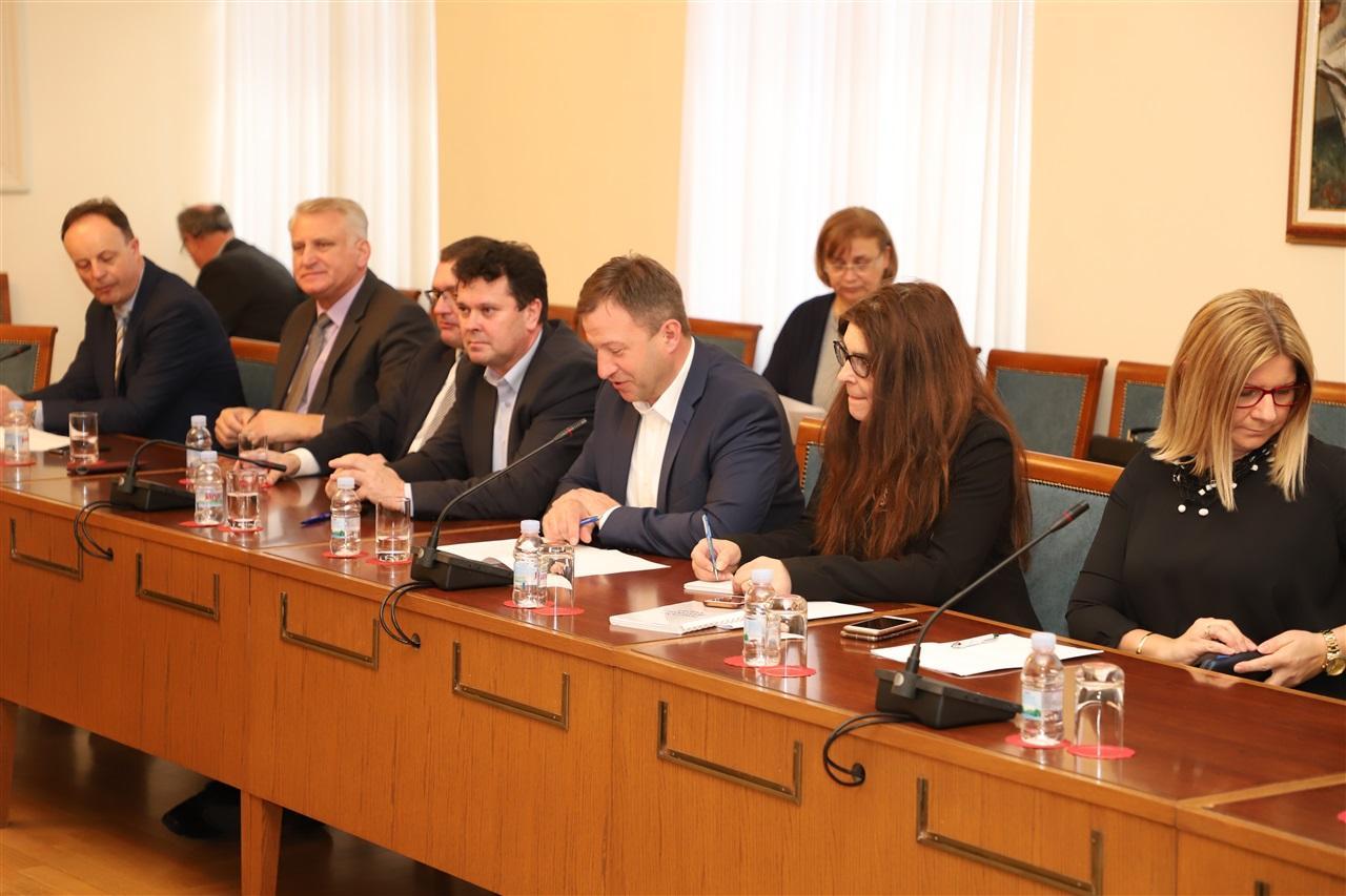 Sjednica Odbora za poljoprivredu o nepoštenoj trgovačkoj praksi u lancu opskrbe hranom
