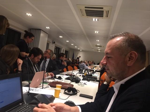 Priopćenje sa Skupštine Copa Cogeca, Predstavnici HPK susreli se s dva nova povjerenika EU