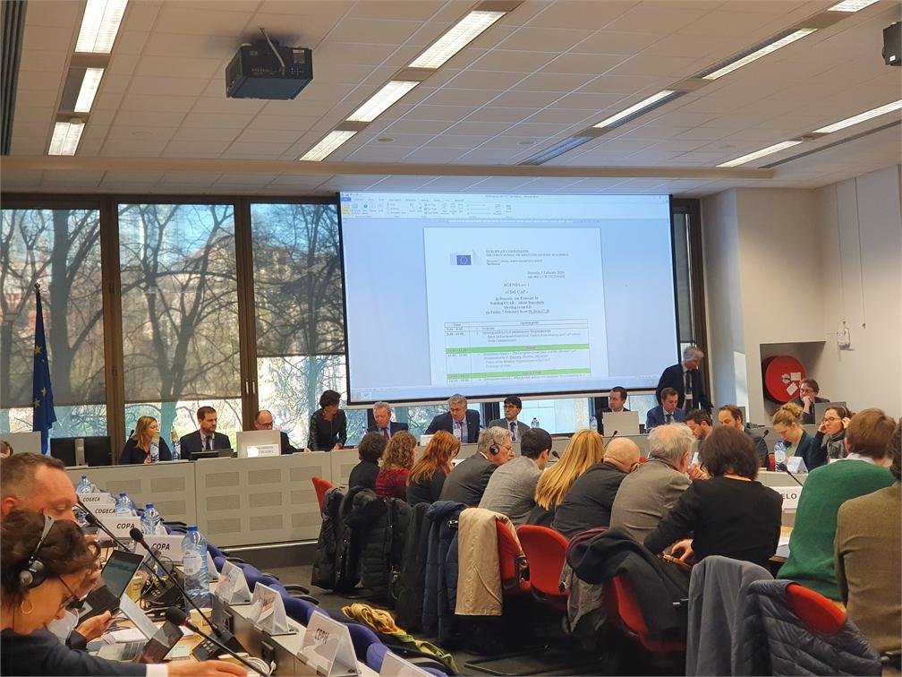 Predstavnici HPK sudjelovali u radu Grupe civilnog dijaloga unutar EU