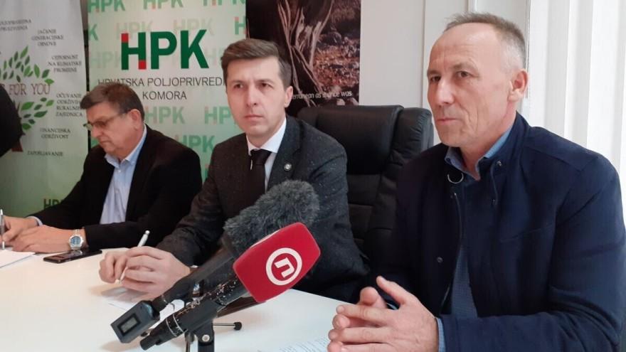 HPK: Obavezati trgovačke lance na otkup domaćih proizvoda, isplata potpora do 15. travnja