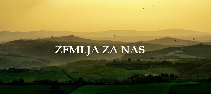 """Kreće nova agro emisija """"ZEMLJA ZA NAS"""""""