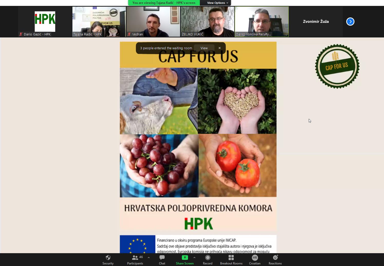 """""""ZPP ZA NAS""""- SLOVENIJA: Hrvatski poljoprivrednici od Slovenaca trebaju učiti kako uspješno razvijati kratke lance opskrbe"""